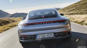 Photo of Porsche 911 Carrera 4S 992