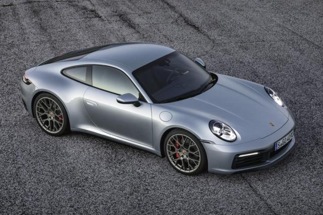 Image of Porsche 911 Carrera 4S
