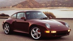 Photo of Porsche 911 Carrera 4S 993