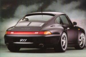 Picture of Porsche 911 Carrera 4S (993)