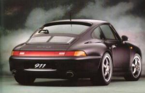 Photo of Porsche 911 Carrera 4S 993