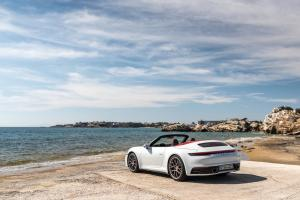 Photo of Porsche 911 Carrera 4S Cabrio 992