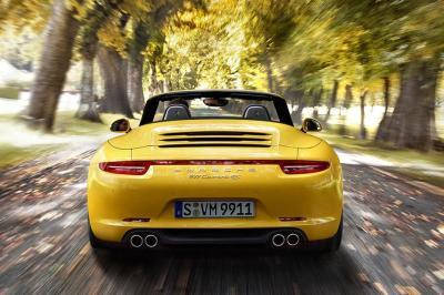 Image of Porsche 911 Carrera 4S Cabriolet
