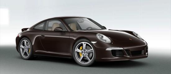 Image of Porsche 911 Carrera 4S Powerkit X51