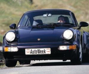 Picture of Porsche 911 Carrera (964)