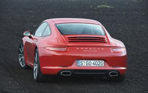 Photo of Porsche 911 Carrera 991