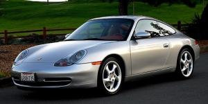 Photo of Porsche 911 Carrera 996