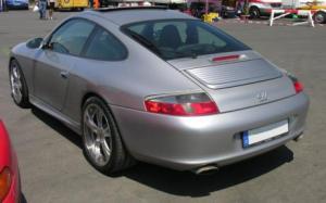 Photo of Porsche 911 Carrera 996 345 PS