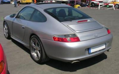 Porsche 911 Carrera 996 345 Ps Acceleration Times