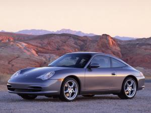 Photo of Porsche 911 Carrera 996 facelift