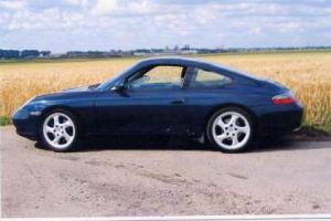 Picture of Porsche 911 Carrera (996 facelift)