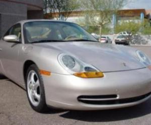 Picture of Porsche 911 Carrera (996)