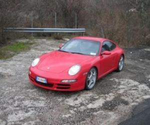Picture of Porsche 911 Carrera (997)