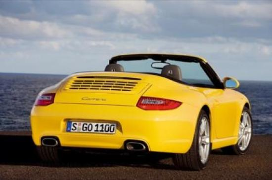 Image of Porsche 911 Carrera Cabrio