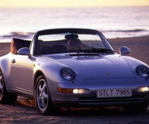 Picture of Porsche 911 Carrera Cabrio