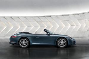 Picture of Porsche 911 Carrera Cabriolet