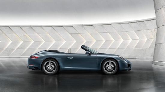 Image of Porsche 911 Carrera Cabriolet