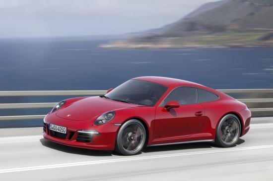 Image of Porsche 911 Carrera GTS
