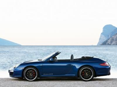 Image of Porsche 911 Carrera GTS Cabriolet