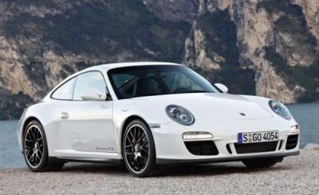 Image of Porsche 911 Carrera GTS