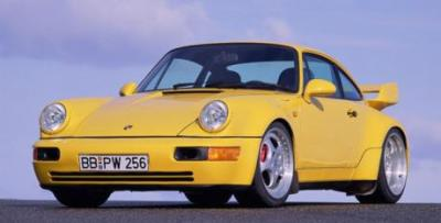 Image of Porsche 911 Carrera RS 3.8