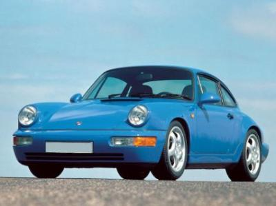 Image of Porsche 911 Carrera RS