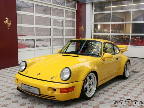 Image of Porsche 911 Carrera RSR 3.8