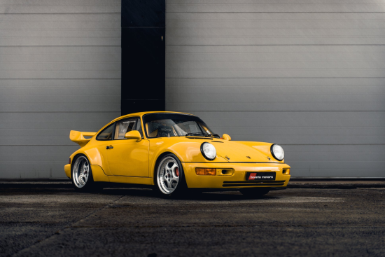 Image of Porsche 911 Carrera RSR 3.8