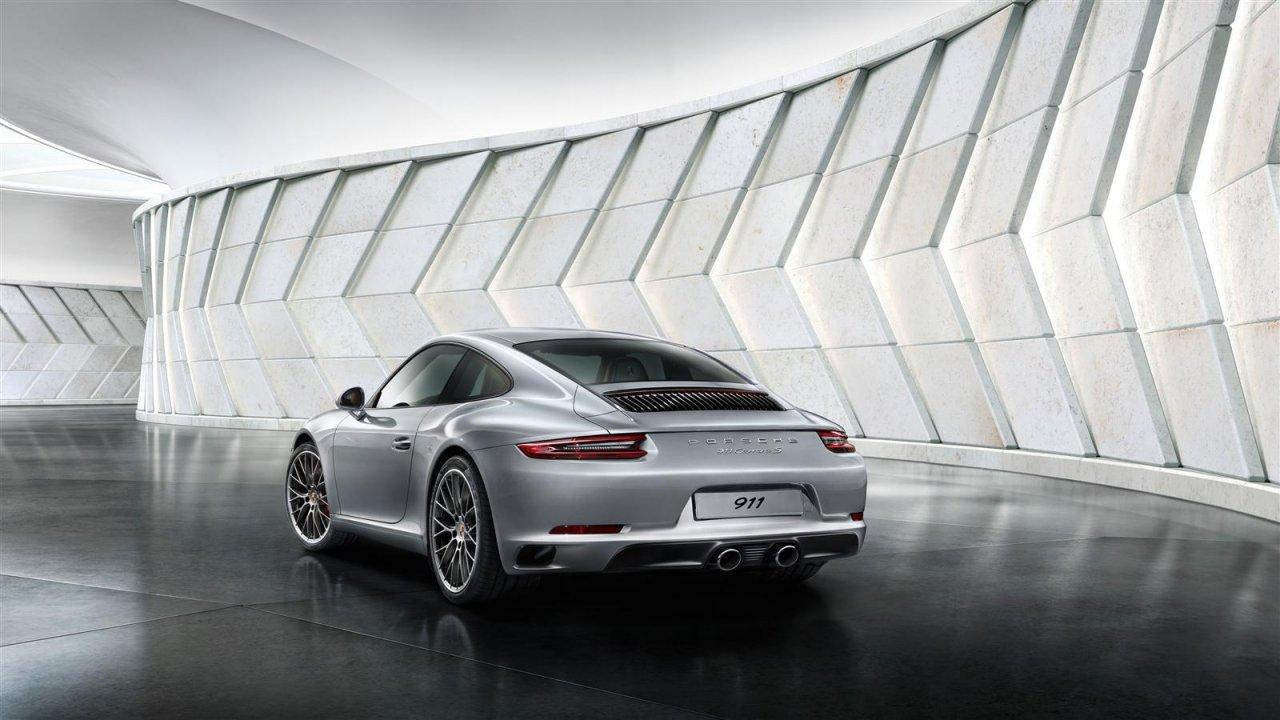Porsche 911 Carrera S 991 Facelift Laptimes Specs Performance Data 996 Engine Cylinder Diagram Image Of