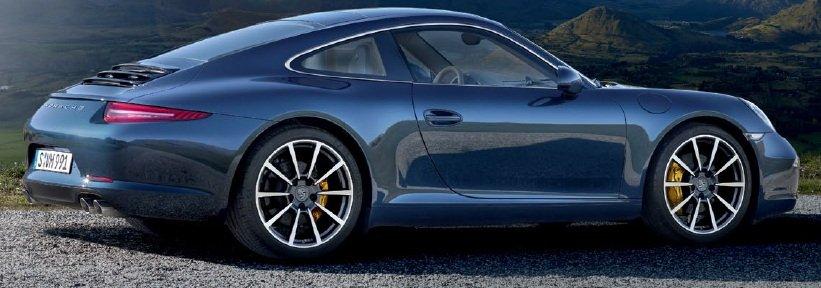 Porsche 911 Carrera S 991 Laptimes Specs Performance Data
