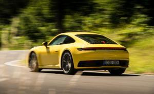 Photo of Porsche 911 Carrera S 992