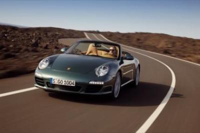 Image of Porsche 911 Carrera S Cabrio