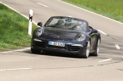 Image of Porsche 911 Carrera S Cabriolet