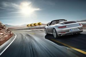Picture of Porsche 911 Carrera S Cabriolet