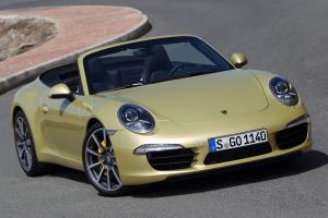 Picture of Porsche 911 Carrera S Cabriolet (991)