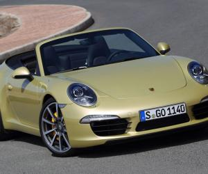 Picture of 911 Carrera S Cabriolet