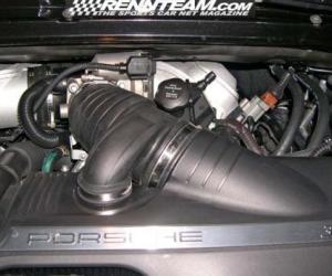 Picture of Porsche 911 Carrera S (997)