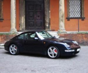 Picture of Porsche 911 Carrera (993)