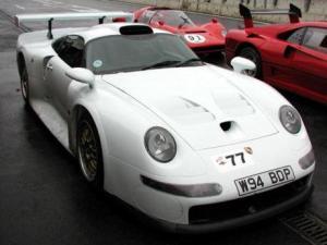 Photo of Porsche 911 GT1 993