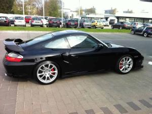 Photo of Porsche 911 GT2 996 facelift