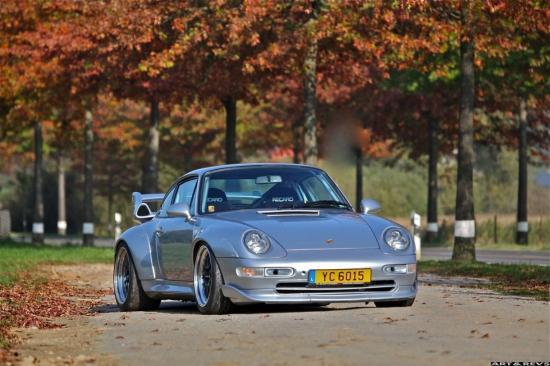 Image of Porsche 911 GT2 Club Sport