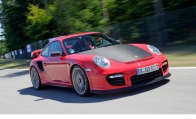 Image of Porsche 911 GT2 RS