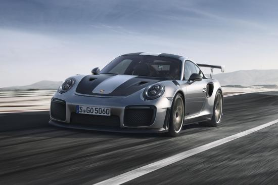 Image of Porsche 911 GT2 RS