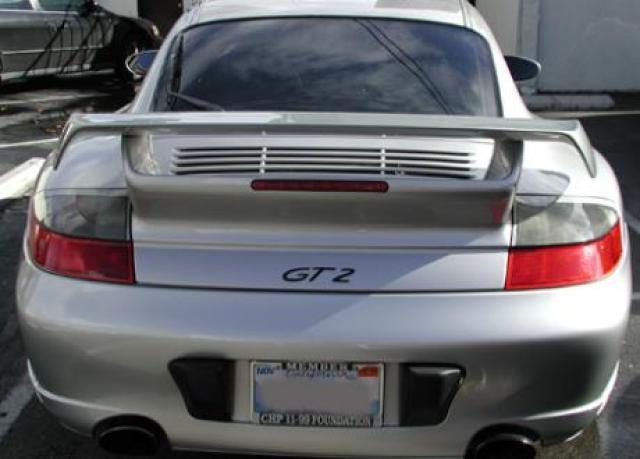 Image of Porsche 911 GT2