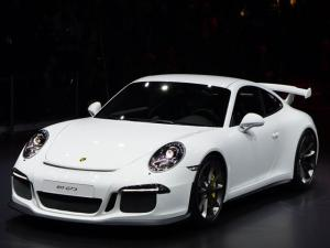 Photo of Porsche 911 GT3 991
