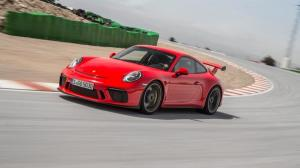 Photo of Porsche 911 GT3  991 facelift