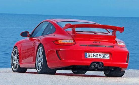 Image of Porsche 911 GT3