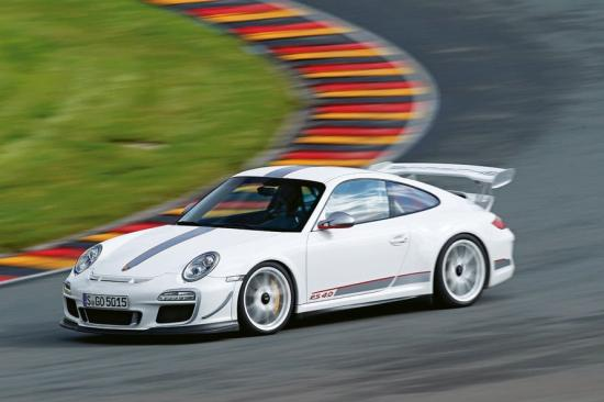Image of Porsche 911 GT3 RS 4.0
