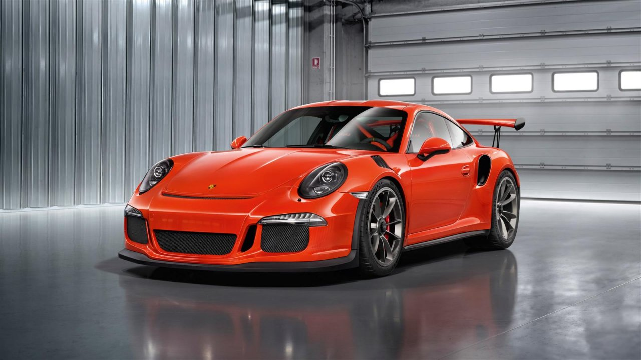 Photo Of Porsche 911 Gt3 Rs 991