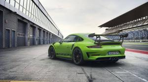 Photo of Porsche 911 GT3 RS 991 facelift